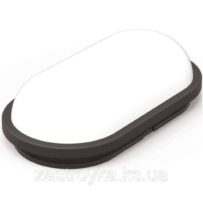 Светодиодный cветильник  влагозащищенный AYDOS-20 20W черный 4200К