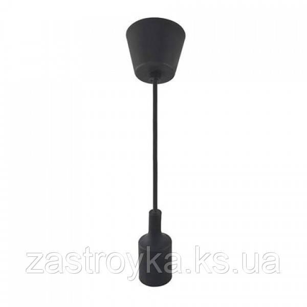 Светильник подвесной VOLTA Е27 черный