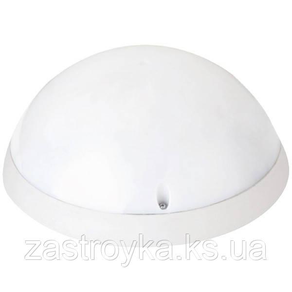Светильник пластиковый влагозащищенный Акуа Полная Луна Опал белый