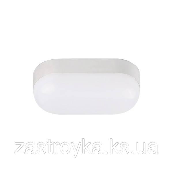 Світлодіодний світильник вологозахищений YILDIZ-8 8W IP65