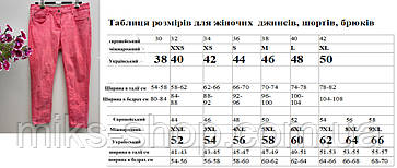Короткі шорти Розмір наш 48 ( Л-95), фото 3