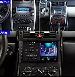 Junsun 4G Android магнитола для Mercedes Benz W203 W209 W219 W211 E200 E220 E300 E350 B200 W169 W245 vito W639, фото 2