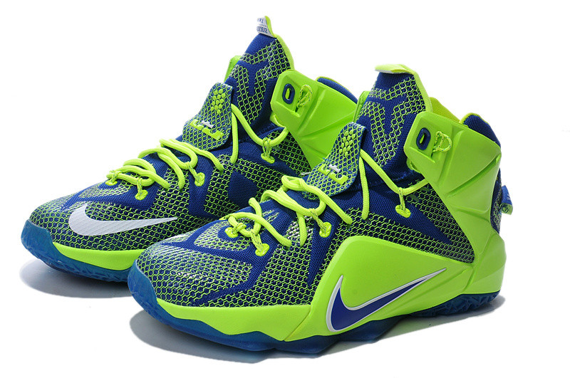 b6cc6e21 Баскетбольные Кроссовки Nike Lebron 12 — в Категории