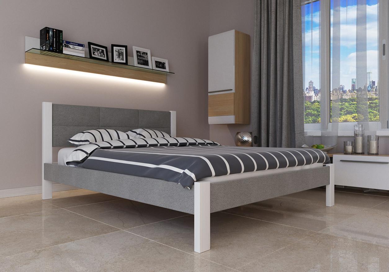 Деревянная кровать Элегант Комби ЧДК