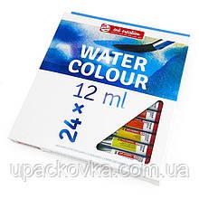 Набор акварельных красок ArtCreation 24*12 мл, Royal Talens