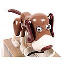 Интерактивная Собака-копилка My Dog Piggy Bank - Коричневая, фото 3