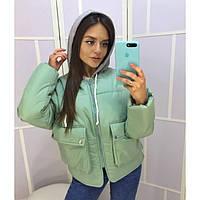Модная женская куртка 7275-3