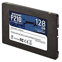 """Накопитель SSD 2.5"""" 128GB Patriot P210 (P210S128G25) R500MBs W400MBs SATA III 7мм новый"""