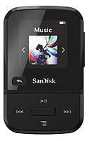 MP3-плеєр SanDisk Sansa Clip Sport Go 32GB (SDMX30-032G-G46K) Black