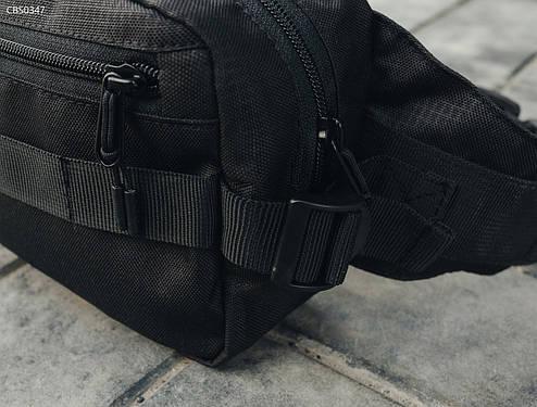 Поясная сумка Staff square black, фото 2