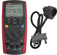 UT71E (UTM 171Е) Цифровой мультиметр UNI-T. Постоянное напряжение DC\AC 1000B Постоянный ток DC\AC 10A
