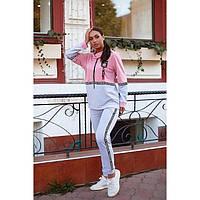 Модный Спортивный костюм женский 36452 р 48-58