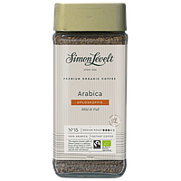 Кофе растворимый  органический Арабика Simon Lévelt ,100г