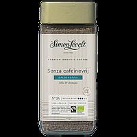 Кофе растворимый без кофеина органический Арабика Simon Lévelt ,100г