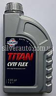 Трансмиссионное масло FUCHS TITAN CVTF FLEX 1л, фото 1