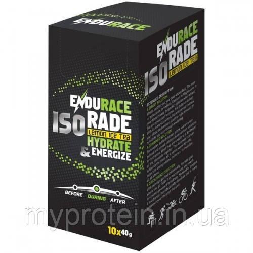 Карбо углеводы, изотоник ENDURACE Iso Rade (10*40 g )