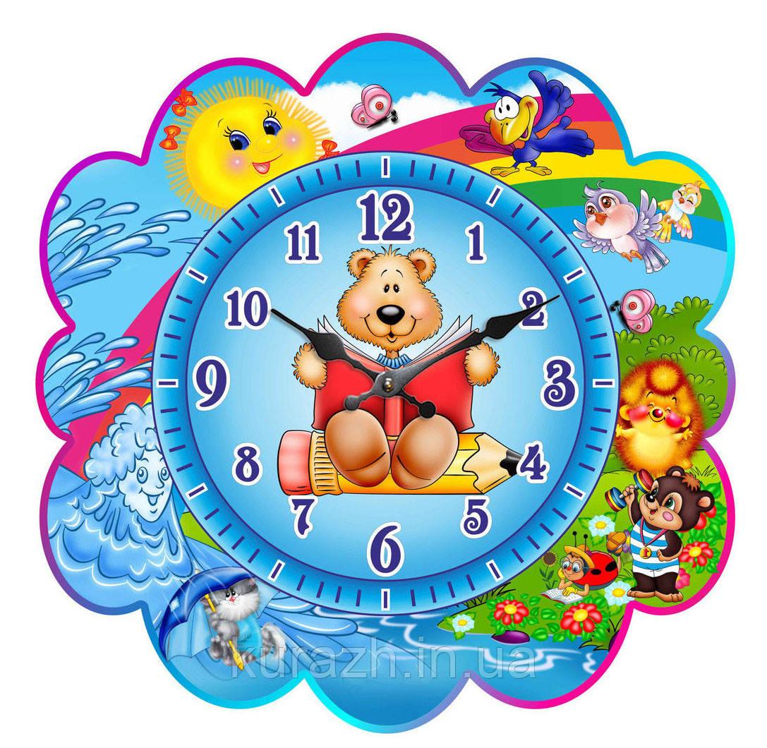 """Годинник настінний """"Струмочок"""""""