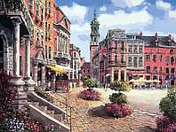 Картина по номерам Белоснежка Шарлеруа. Бельгия 40х50 см LX 447, КОД: 1899194