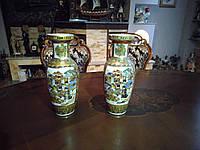 Две китайские вазы