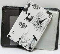 """Обложка для водительских документов """"Черная кошка"""" А-3752 JosefOtten"""