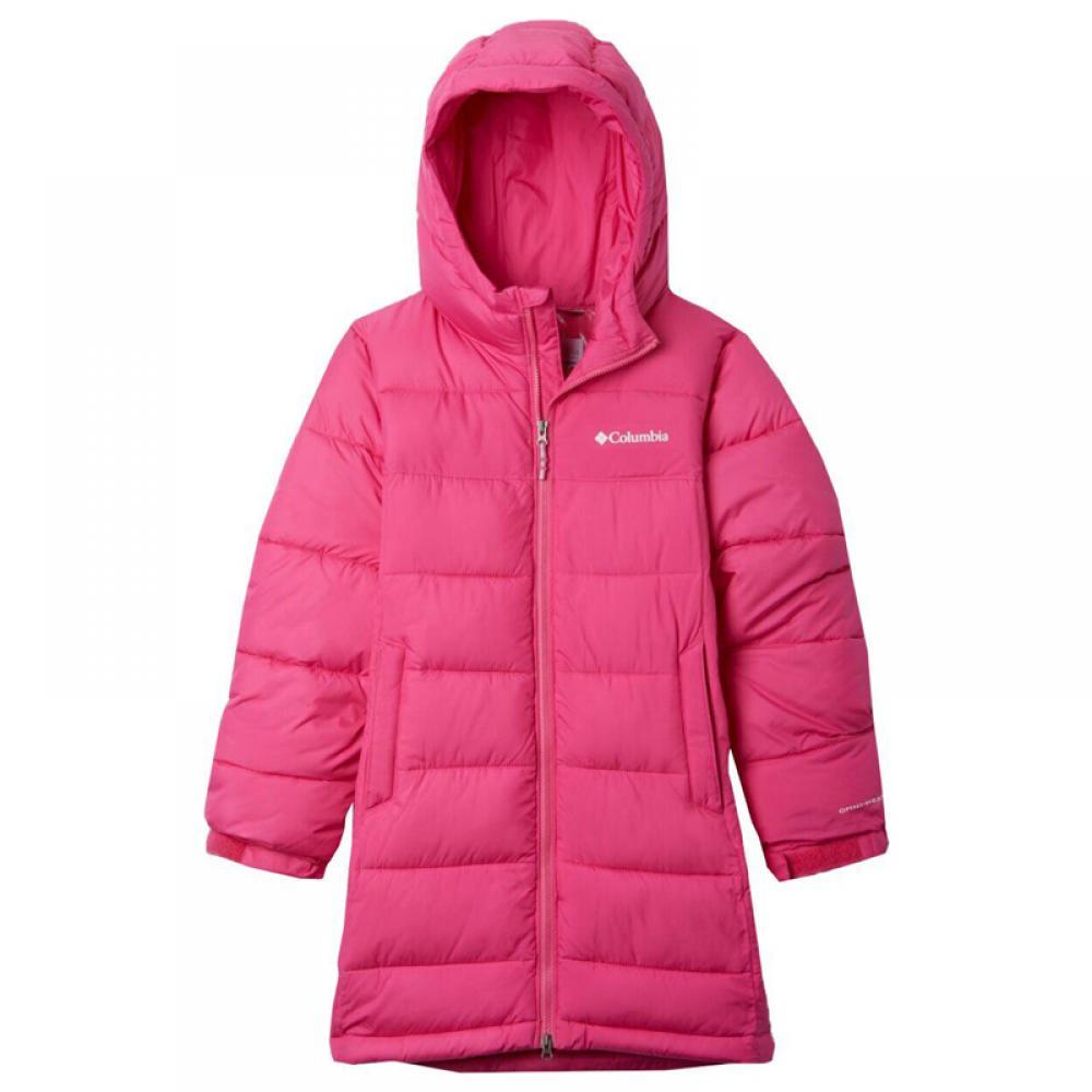 Куртка Columbia Pike Lake Long для девочки