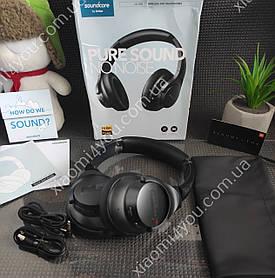 Наушники беспроводные Anker Soundcore Life Q20 Bluetooth + 3.5mm
