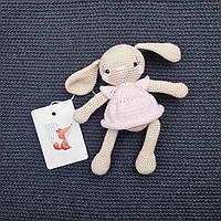 Зайченя іграшка м'яка HappyLittleFox