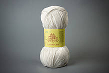 Пряжа хлопковая Vivchari Cottonel 800, Color No.4002 молочный