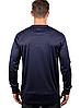 Спортивная кофта Ultra Game NBA Men's Active Long Sleeve Tee Shirt -Navy ( XX-Large ), фото 2