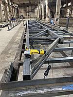 Изготовление ферм колон и других металлоконструкций под заказ