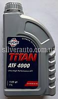 Трансмісійне масло FUCHS TITAN ATF 4000 1л, фото 1