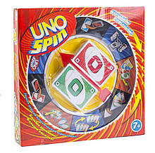Настольная игра Uno Spin (Уно Спин) оптом