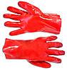 Перчатки резиновые маслостойкие 35см Technics 16-226 | Рукавички гумові олієстійкі 35см Technics 16-226