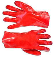 Перчатки резиновые маслостойкие 35см Technics 16-226 | Рукавички гумові олієстійкі 35см Technics 16-226, фото 1