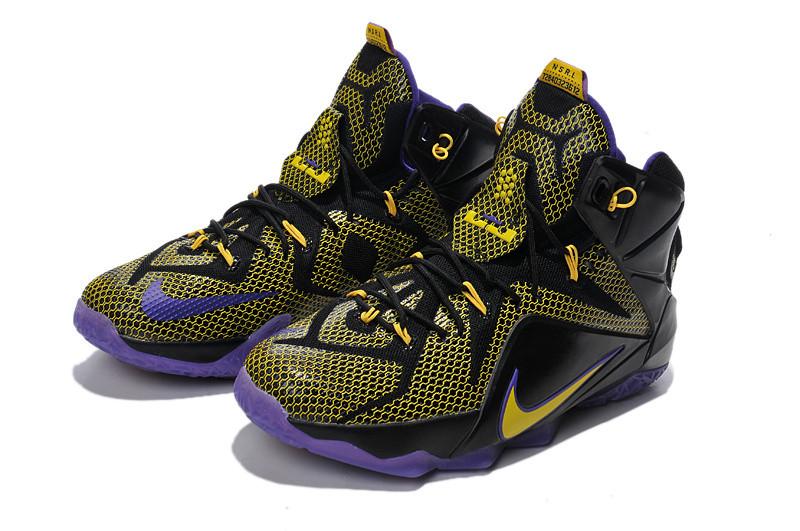 95d96d24c615 Баскетбольные кроссовки Nike Lebron 12 N-10491-107  купить в ...