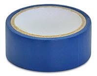 Изолента ПВХ синяя 19ммх20м Technics 10-715 | Ізострічка ПВХ синя 19ммх20м Technics 10-715, фото 1