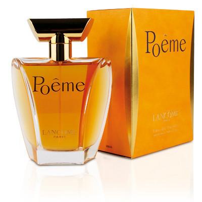 Оригинал женская парфюмированная вода Lancome Poeme