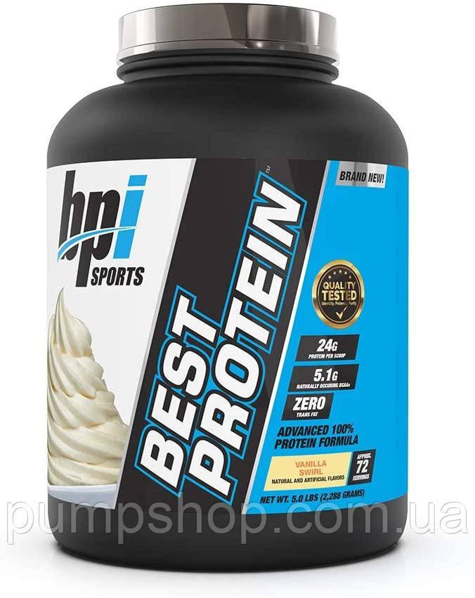 Сывороточный протеин BPI Sports Best Protein 2,2 кг