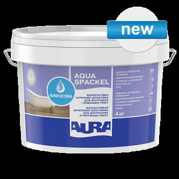 Aura Luxpro Aqua Spackel Влагостойкая акриловая шпатлевка для внутренних и наружных работ