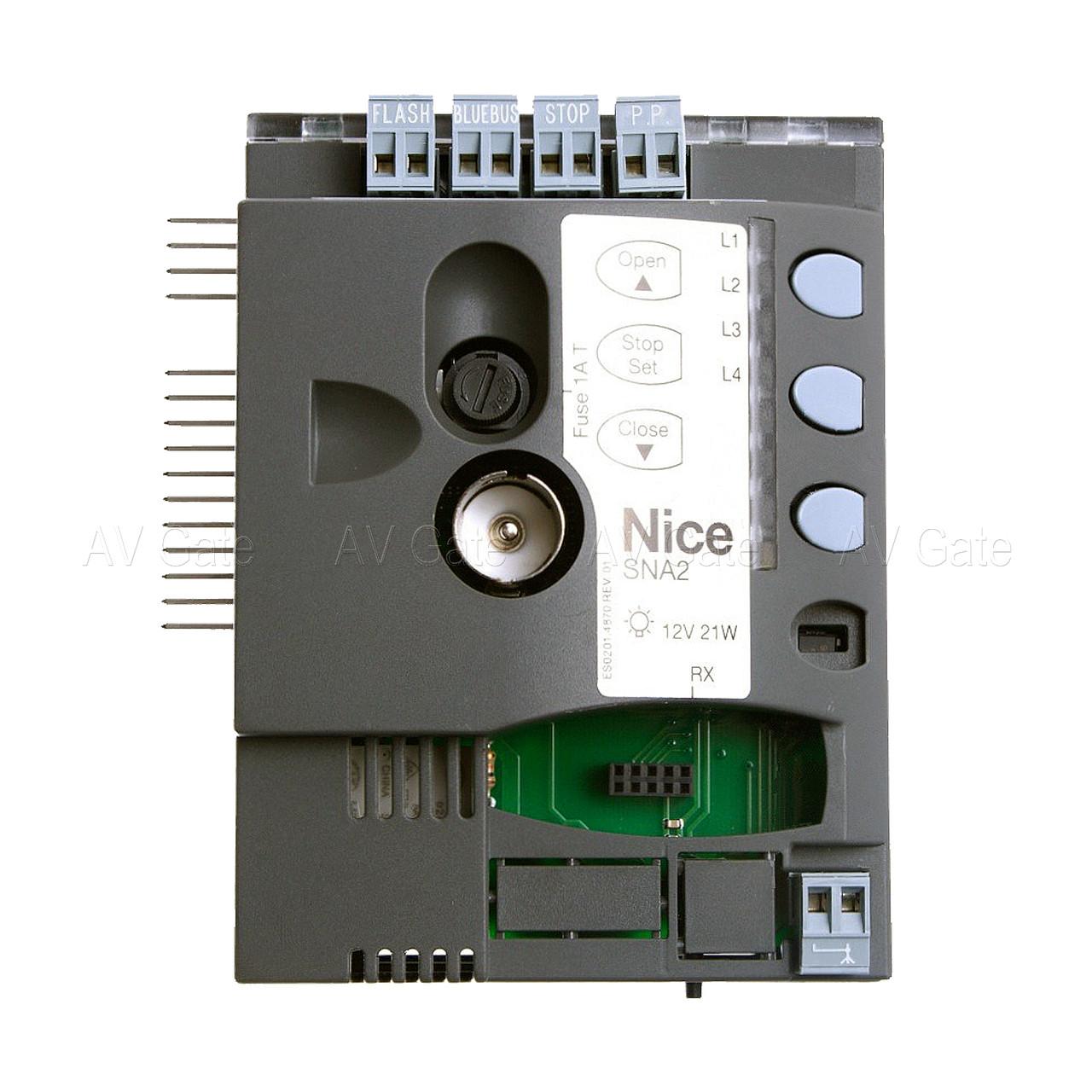 Плата управління SN6021 Nice SNA2