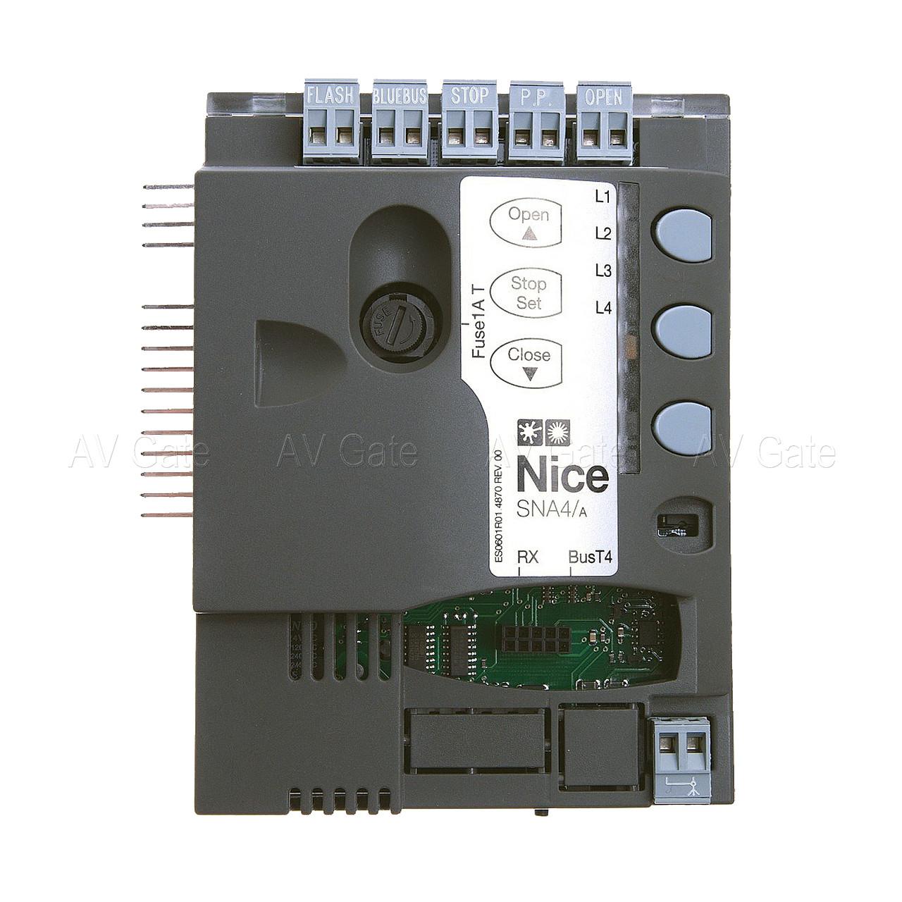 Плата управления SN6041 Nice SNA4/A