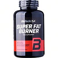 Жиросжигатель - BioTech USA Super Fat Burner /120 tabs