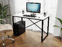 Компьютерный стол лофт, письменный стол Rimos Feel the Game - ZEVS, геймерский стол Loft