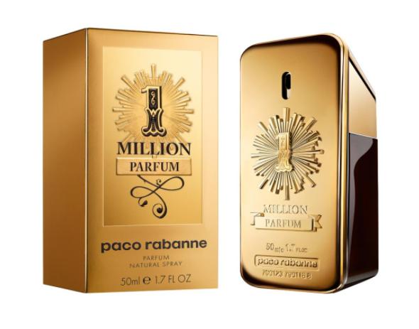 Оригинал мужская парфюмированная вода Paco Rabanne 1 Million PARFUM