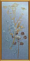 Наборы для вышивания нитками и бисером Сухоцветы ЕМ 3002