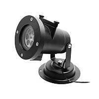 Новогодний лазерный проектор EKOOT CPD-12K LED Рождественский 12 рисунков уличный водонепроницаемый