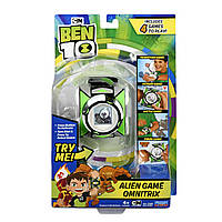 Игровые часы Бен 10 - Ben 10 Alien Game Omnitrix, фото 1