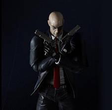 Фигурка Hitman Codename 47 , статуэктка Хитман, игрушка Hitman , 23 см, в коробке, фото 2