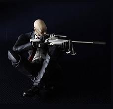 Фигурка Hitman Codename 47 , статуэктка Хитман, игрушка Hitman , 23 см, в коробке, фото 3