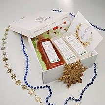 """Новогодний набор для ухода за волосами """"Шик"""" – в подарок Тюрбан, фото 2"""